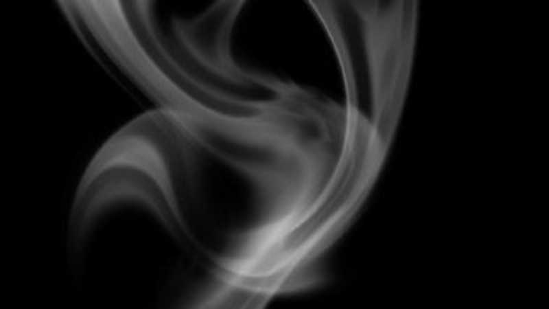 用PS滤镜制作逼真烟雾图片