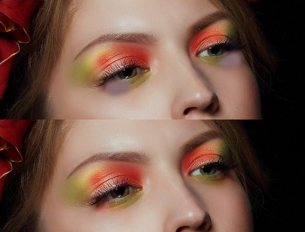 ps彩妆眼影怎么做(8)
