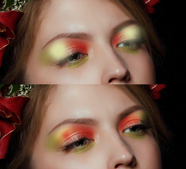 ps彩妆眼影怎么做(7)