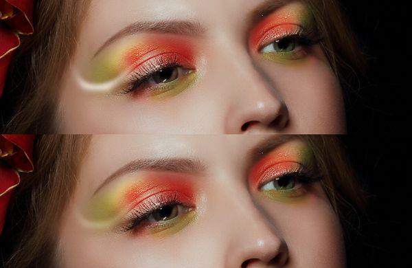 ps彩妆眼影怎么做(9)