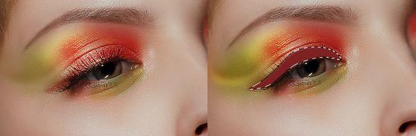 ps彩妆眼影怎么做(12)