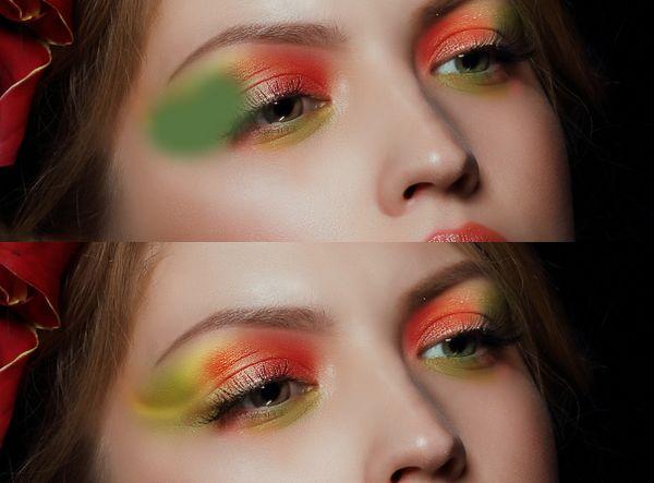 ps彩妆眼影怎么做(11)