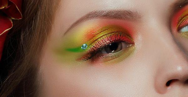 ps彩妆眼影怎么做(15)