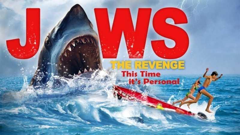 ps制作大白鲨电影海报教程