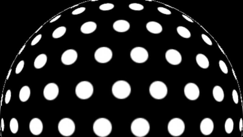 Photoshop制作旋转的球体的GIF动画