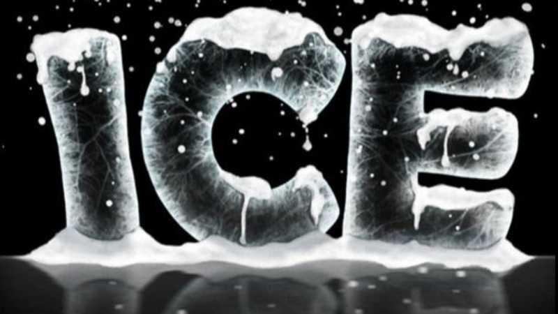 PS打造简单逼真的冰冻文字效果