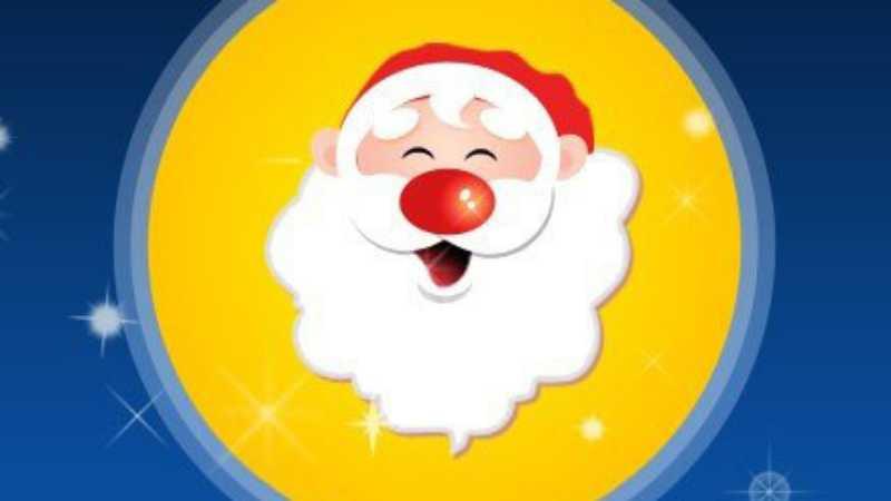 用ps制作卡通圣诞老人壁纸