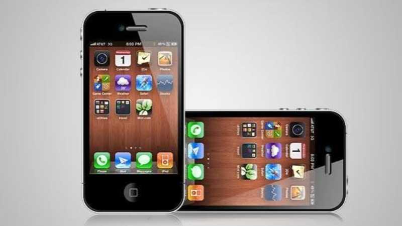 PS鼠绘超逼真的iphone 4s手机