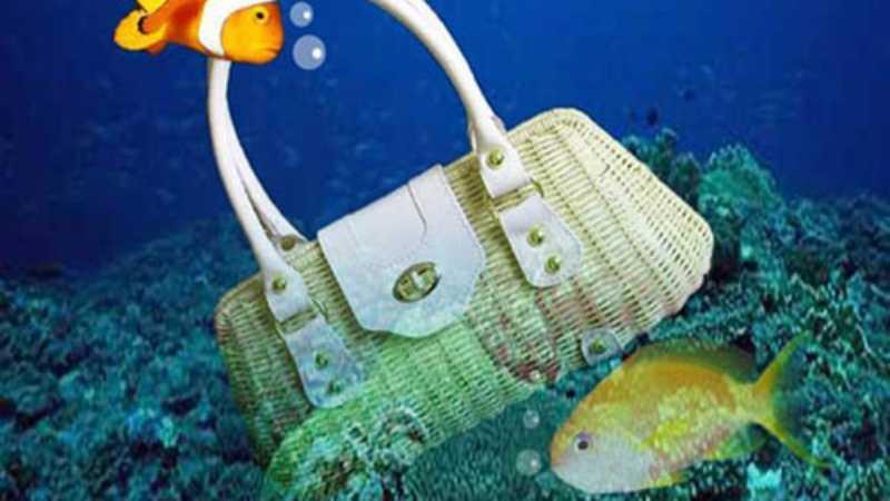 photoshop设计手提袋广告图