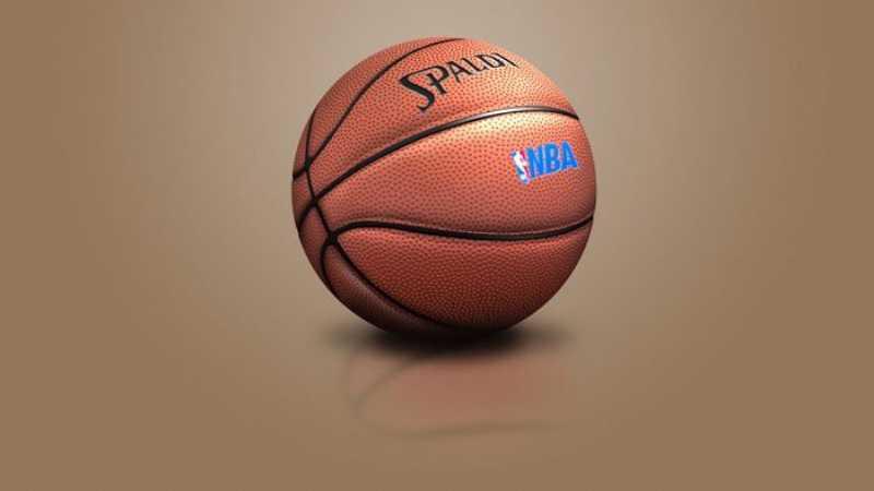 PS鼠绘逼真质感篮球