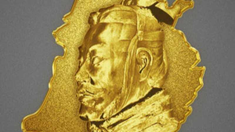 PS打造黄金铸造徽章