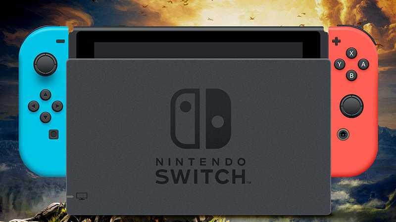 PS制作Nintendo Switch拟物图标