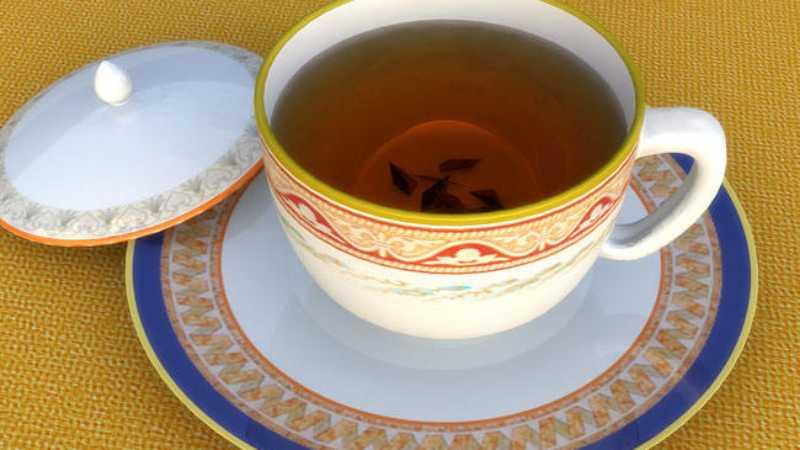 3DS Max制作茶杯多边形建模