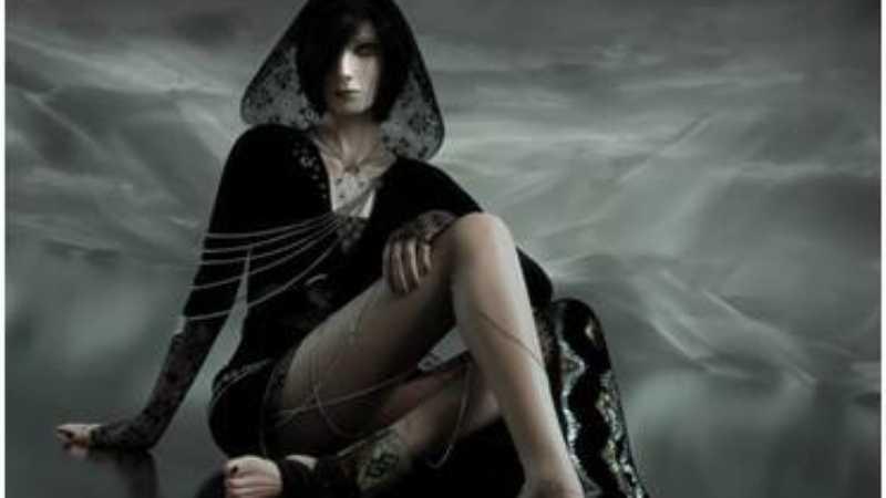 3DSMAX和ZBRUSH打造神秘少女