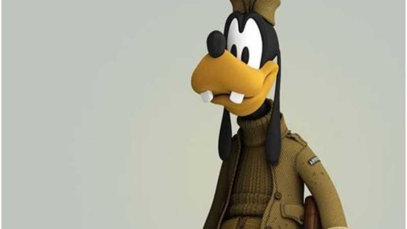 3DsMax打造经典卡通角色唐老鸭