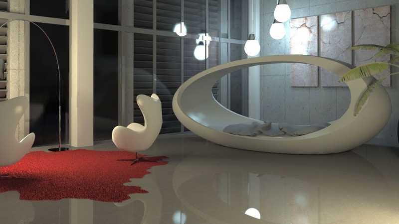 3DSMAX室内夜景照片渲染教程