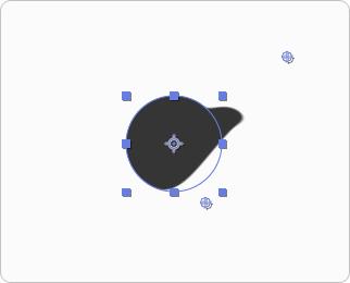 AE制作不规则运动的小圆点(4)