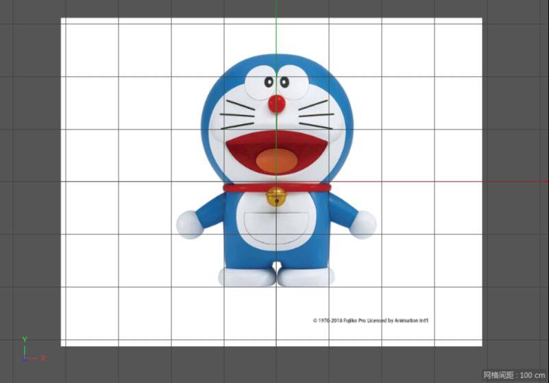C4D制作机器猫哆啦A梦建模渲染(4)