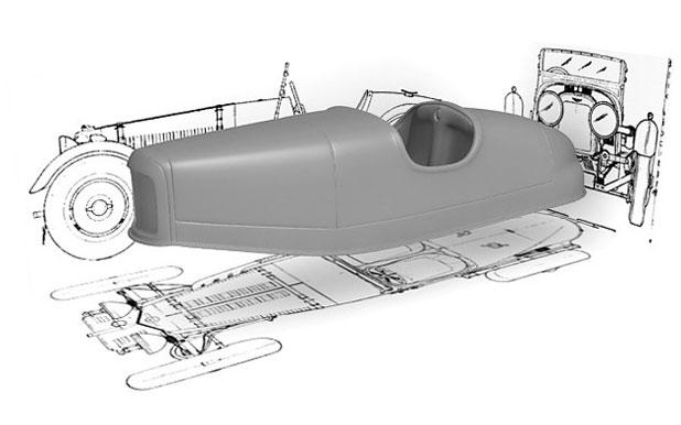 3DS MAX汽车建模教程(1)