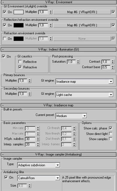3DS MAX汽车建模教程(11)