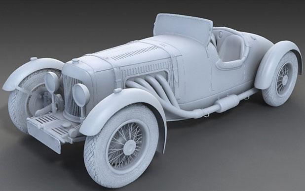 3DS MAX汽车建模教程(6)