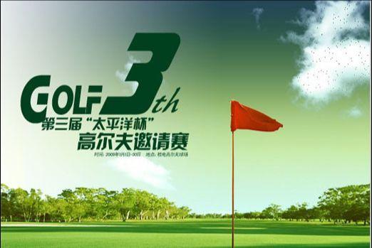Photoshop制作高尔夫邀请赛宣传海报(18)