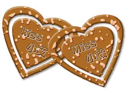 Photoshop制作情人节心形巧克力