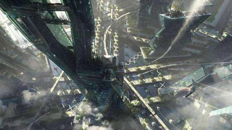 3DSMAX打造未来城市战争场景