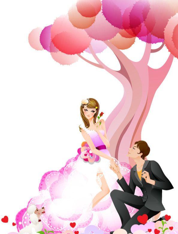 AI绘制誓约树下的爱情插画教程(16)