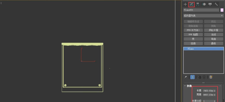 如何用3dmax的Cloth功能制作床罩(2)