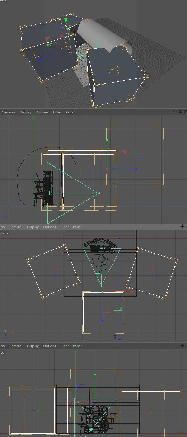 Cinema 4D打造有创意的立体数字(80)