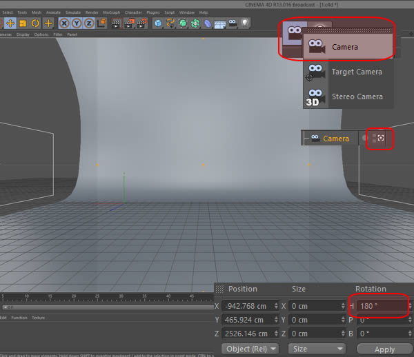 Cinema 4D打造有创意的立体数字(8)