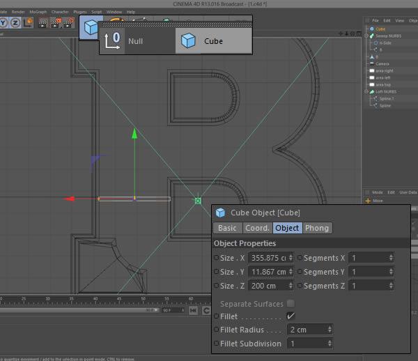 Cinema 4D打造有创意的立体数字(24)