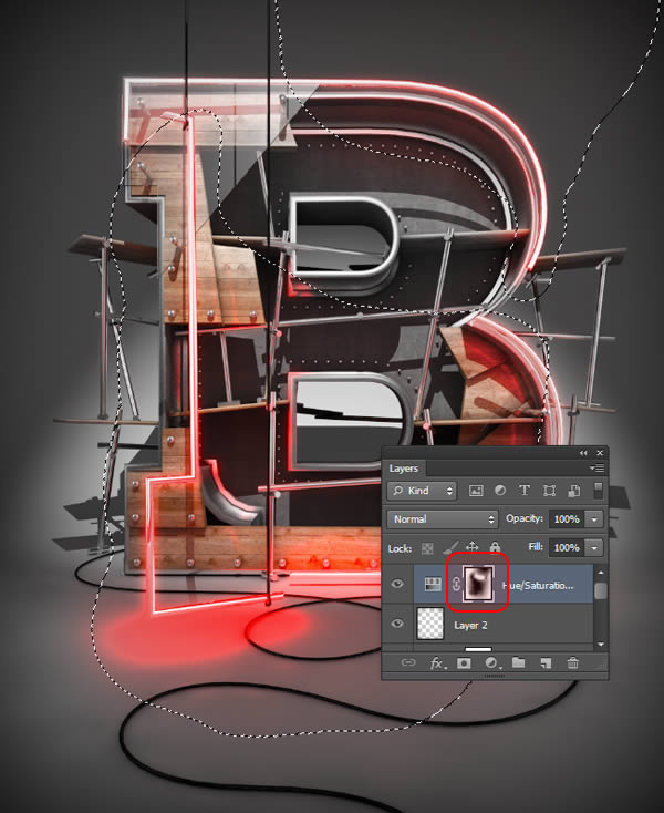 Cinema 4D打造有创意的立体数字(88)