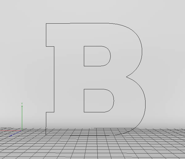 Cinema 4D打造有创意的立体数字(11)