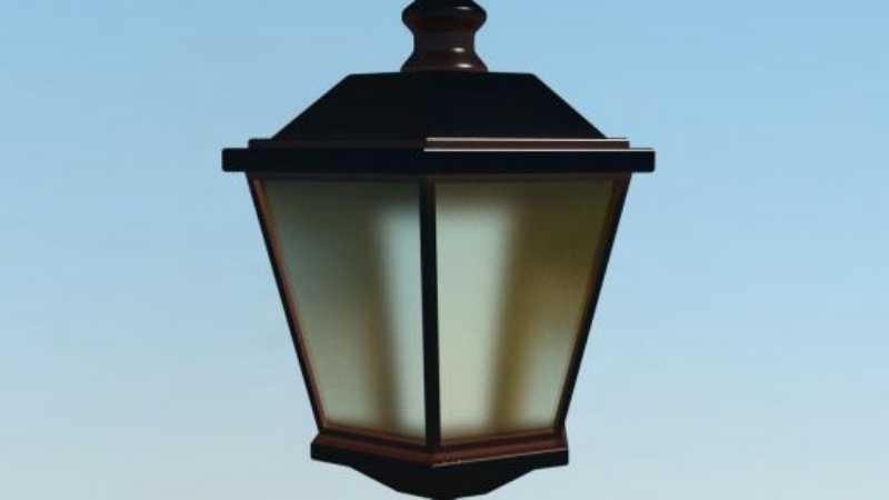 3dsmax怎么制作欧式灯