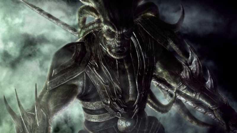 maya制作恶魔猎人教程