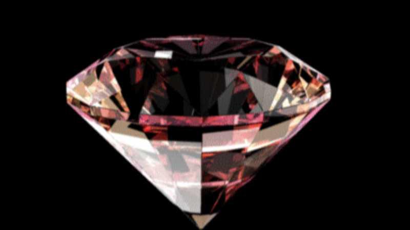 Maya制作钻石建模教程