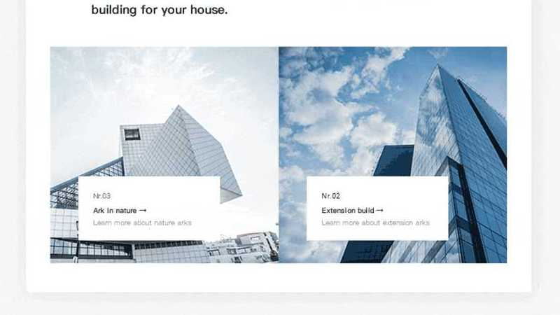 AE+PS制作简单的网页切换动效