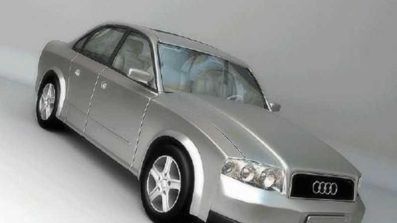 3ds Max打造炫丽汽车