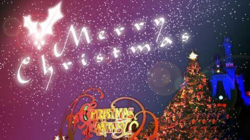 Photoshop打造唯美灿烂星空圣诞图片