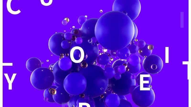 C4D制作漂浮小球效果