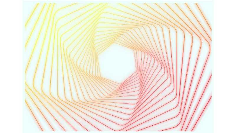 PS+AI制作线条艺术造型