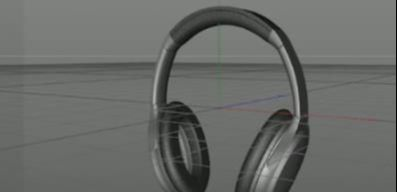 C4D头戴式耳机建模教程(7)