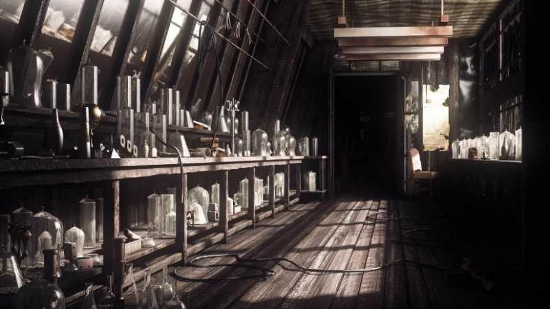 3ds Max阴暗实验室玻璃闪光教程