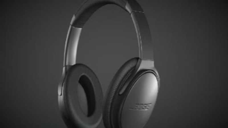 C4D头戴式耳机建模教程
