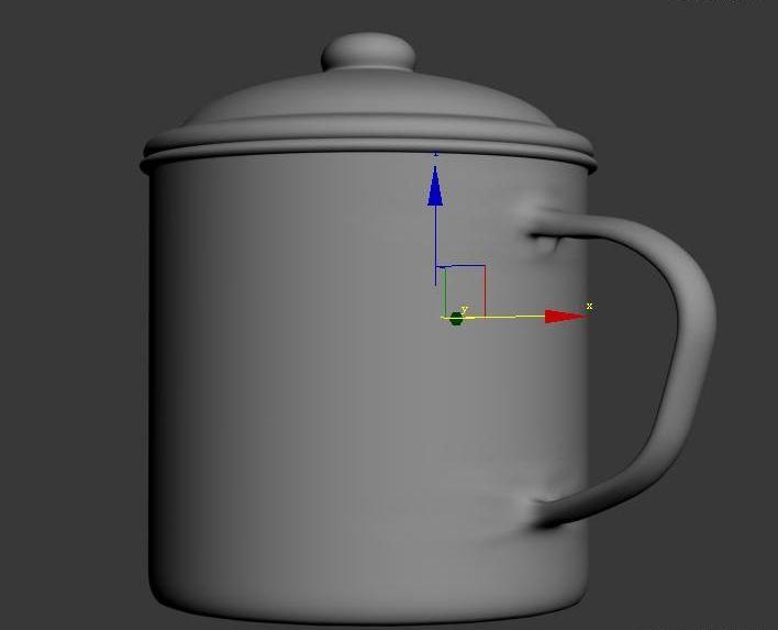 3DMAX打造静帧时光效果(4)