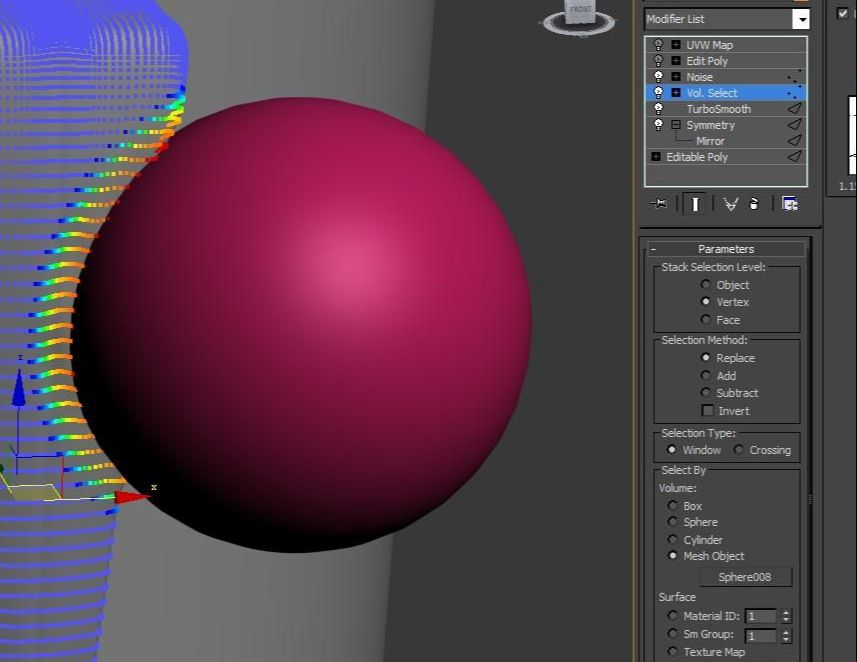 3DMAX打造静帧时光效果(3)