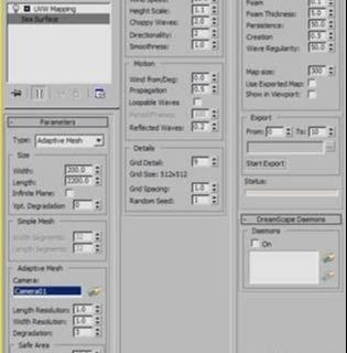 3dmax如何制作写实的海水(1)