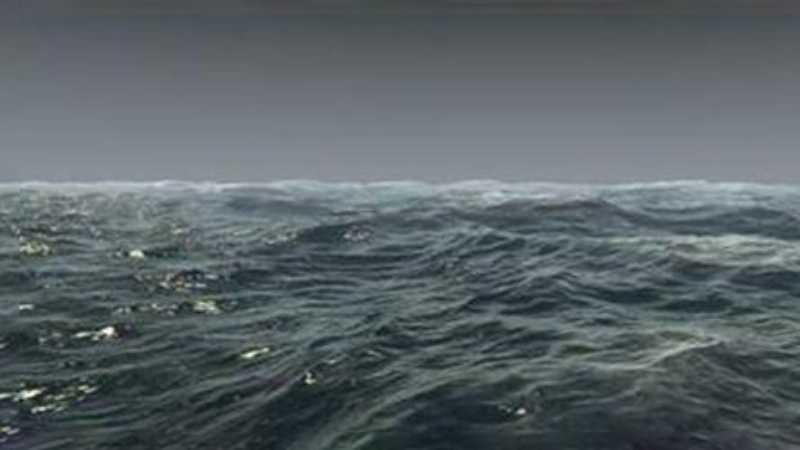 3dmax如何制作写实的海水
